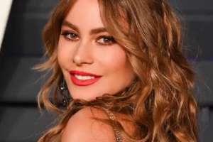 Sofía Vergara comparte una foto de 1995.