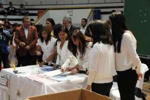 QUITO, Ecuador.- El organismo definirá vía reglamento cómo contabilizará los votos nulos del CPCCS. Foto: API