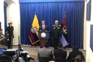 Foto: Ministro de Defensa