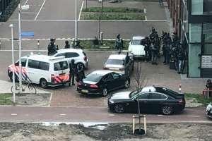 Las autoridades trabajan sobre la base de que fue un atentado terrorista. Foto: AFP
