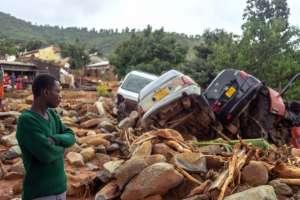Balance de ciclón de Mozambique podría superar los 1.000 muertos. Foto: AFP
