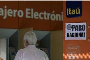 Los paros bancarios en Argentina son moneda corriente. En Chile una rareza.