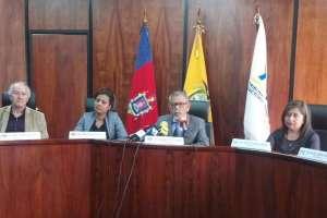 QUITO, Ecuador.- CNE no aprobó el mecanismo de conteo de estos sufragios y lo elevaría a consulta del TCE. Foto: Twitter