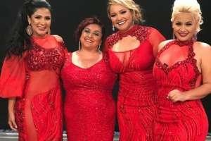GUAYAQUIL, Ecuador.- Lila Flores, Dolores Benavides, Kathy Elisa y Mayensi inician una nueva etapa como 'Damas de Hierro'.
