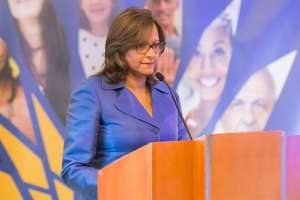 QUITO, Ecuador.- Comisión sugiere no sancionar a la presidenta legislativa, minoría recomienda destitución. Foto: Asamblea
