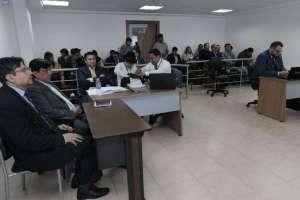 LATACUNGA, Ecuador.- El excanciller enfrentará esta tarde cargos por presunta instigación. Foto: API