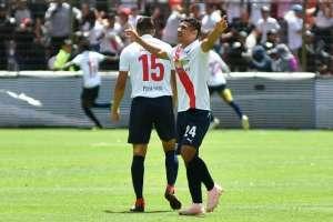 Partido de Liga de Quito en casa.