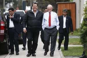 Prisión a Kuczynski y suicidio de García abren polémica. Foto: Perú21