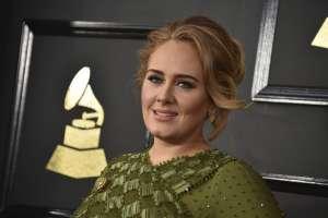 La cantante Adele y Simon Konecki se separan. Foto: AP