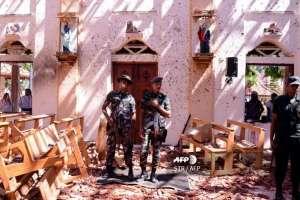 Varios estadounidenses muertos en Sri Lanka. Foto: AFP