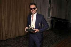 El salsero fue reconocido el 15 de abril con un premio otorgado por una sociedad de la Universidad de Harvard. Foto: AFP