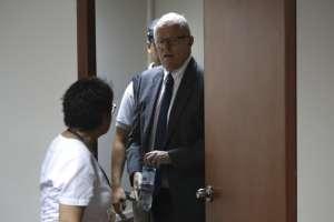 LIMA, Perú.- Kuczynski, de 80 años, fue internado de urgencia hace seis días. Foto: AP.