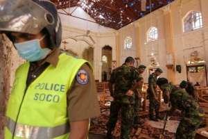 Tres iglesias católicas y tres hoteles fueron los principales objetivos del ataque.