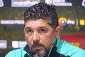 Leo Ramos debutará el fin de semana ante Aucas.
