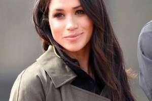 Meghan Markle cuando comenzaba en Hollywood. Foto: IG