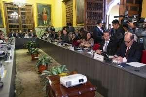 Grupo de Lima evalúa crisis en Venezuela. Foto: AFP