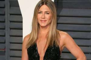 El 11 de febrero de este año Aniston llegó al medio siglo de vida. Foto: AFP