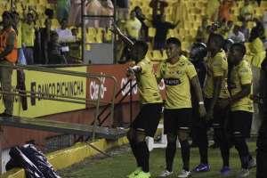 Fidel Martínez, fue una de las figuras del equipo amarillo.
