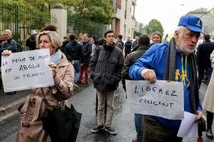 Interrumpen cuidados a francés en estado vegetativo tras batalla legal. Foto: AFP