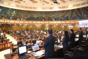 Asamblea Nacional aprobó una resolución para entregar acuerdo. Foto: Asamblea