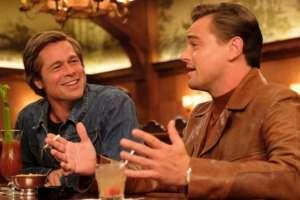 Brad Pitt y Leonardo DiCaprio protagonizan la última película de Tarantino. UNIVERSAL