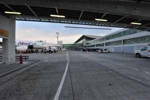 Está previsto que las actividades de la terminal se reanuden a las 15H00. Foto: DAC