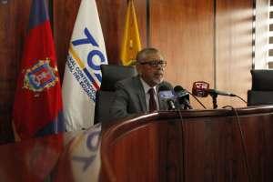 11 causas, en total, hay en el Tribunal Contencioso Electoral, según presidente de organismo. Foto: API