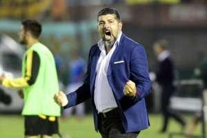 Leo Ramos, entrenador uruguayo de BSC.