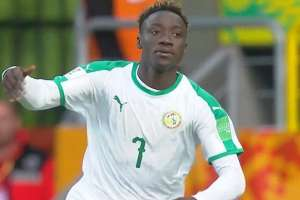 Senegal logró tres puntos y récord este jueves.