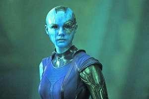 ¿Cómo luce la actriz que interpreta a Nébula en 'Avengers'?