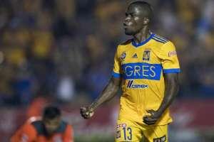 Enner Valencia, jugador de Tigres.