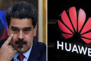 Maduro anuncia inversiones con Huawei. Foto: Archivo