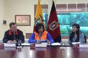 15 heridos en Ecuador tras potente sismo de 8.0 en Perú. Foto: API