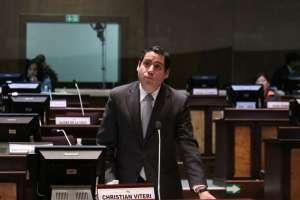 Así lo confirmó el exasambleísta en su versión ante la Fiscalía en caso 'Arroz verde'. Foto: Archivo Asamblea
