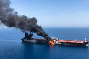 La subida del barril incide también en el crudo ecuatoriano. Foto: AFP