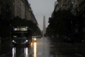 Argentina y Uruguay a la normalidad tras apagón masivo. Foto: AFP