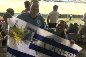 La propuesta se dio las gradas del Estadio Mineirão.