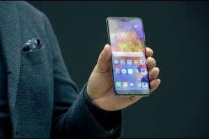 Las ventas de teléfonos Huawei se hunden fuera de China. Foto: AFP - Referencial