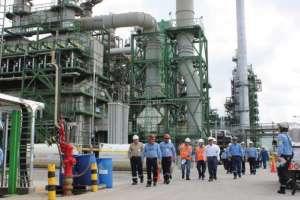 ESMERALDAS, Ecuador.- Petroecuador inició un proceso disciplinario contra involucrados y asistentes al agasajo. Foto: Archivo