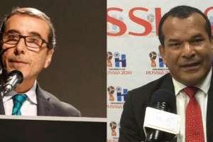 ECUADOR.- Vinicio Alvarado y Jimmy Salazar fueron llamados por la Fiscalía dentro del caso 'Arroz verde'. Collage: Ecuavisa
