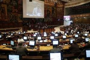 Se eligió a titulares de Educación, Gobiernos Autónomos y Derechos de Trabajadores. Foto: API
