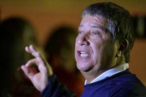 El entrenador de la selección ecuatoriana aseguró que seguirá en el combinado 'Tricolor'. Foto: RAUL ARBOLEDA / AFP