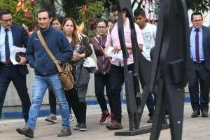 Uno de los mails menciona el pedido de un cargo público para Patricio Pazmiño. Foto: Archivo API