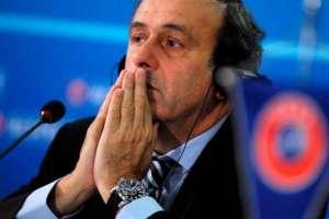 Michel Platini, directivo francés.
