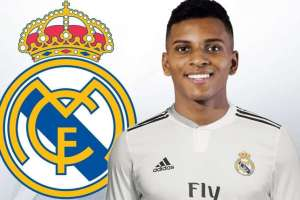 Rodrygo, figura del Real Madrid.