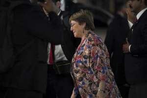 La Alta Comisionada de la ONU para los Derechos Humanos se reunirá con Juan Guaidó. Foto: AFP