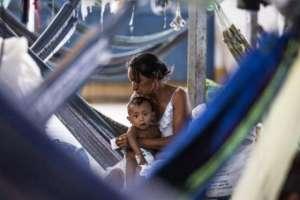Venezuela se convirtió en 2018 en el primer país de origen de los solicitantes de asilo en el mundo.