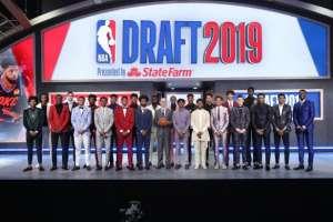 Los jugadores del Draft 2019 de la NBA.