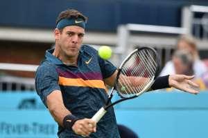 El tenista argentino explicó su situación y no dijo si seguirá jugando o no. Foto: GLYN KIRK / AFP