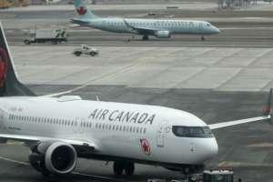 Air Canada dijo que están investigando el incidente.
